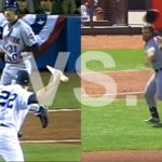 BIF: Who Threw It Best? Clemens Launches Broken Bat at Piazza or Harper's Hilarious Helmet Toss