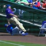 BIF: Royals RF Jorge Soler Table Tops Cubs' Ball Boy and Still Misses the Catch