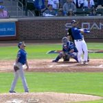 Oh My Good Gravy, Willson Contreras: You Want to See a Pitch Get Destroyed? (VIDEO)