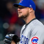 Jon Lester's Night Was a Mix of Good and Bad, Lucky and Unlucky