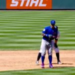 Javy Baez: Home Run Hitter, Sign-Stealing Blocker
