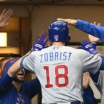 Ben Zobrist's Back is Getting Better, but Return Uncertain