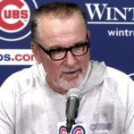 Joe Maddon Speaks: Strop's Progress, Hitter Struggles, Bryant's Health, Russell's Leave