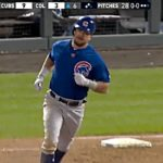 Kyle Schwarber Crushes a Three-Run Shot to Center as the Cubs Blow Up (VIDEO)