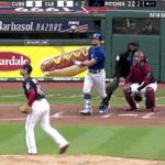 HOLY SMOKED: Kyle Schwarber Just Hit the Fifth Hardest Home Run of the 2018 Season (VIDEO)