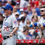 Rizzo's Wise Mound Visit, Contreras's Body Language, Schwarber's Ejection, and Other Bullets