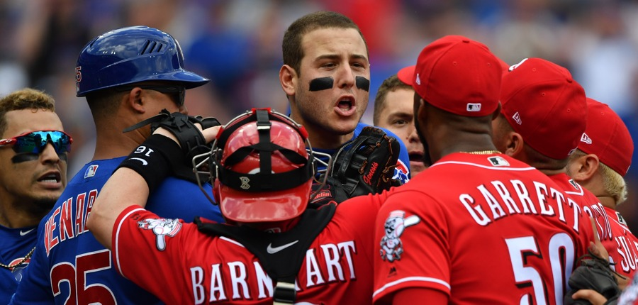 Cubs-reds-argument-fight-benches-photo-by-jamie-sabaugetty-images-gettyimages-960220574