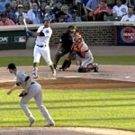 Kyle Schwarber Just Hit a Monster Dinger: 437 Feet, 113.2 MPH (VIDEO)