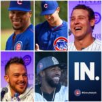 The Cubs Are Good At Smiling