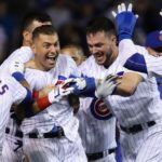 WATCH: Albert Almora, Jr. Walks the Cubs Off!