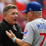 "What the … Willson Contreras Says Umpire Got On Him For Not Saying ""Thank You"""