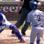 Jason Heyward and Willson Contreras Combine for PERFECT Play at the Plate! (VIDEO)