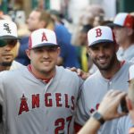 Angels Take a Shot at Commissioner Manfred After He Comments on Mike Trout's Marketing Efforts