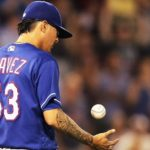 A Trade! Cubs Acquire Reliever Jesse Chavez from Rangers