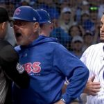 Javy Baez Ejected for No Reason, Joe Maddon Ejected Because of That Ejection (VIDEO)