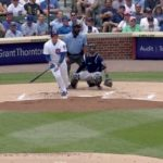 The World's Greatest Cleanup Hitter, Anthony Rizzo, Goes Deep for the 18th Time (VIDEO)!