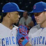 Rizzo Leads With His Stare, Strop Continues to Succeed, Smyly's Soreness, and Other Bullets