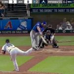 WATCH: Daniel Murphy Goes Way Down to GOLF One Out of the Park