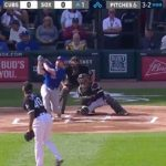 Daniel Murphy Leads Off the Game with a Homer, Cubs Troll the Heck Out of Hawk (VIDEO)