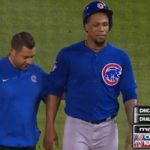 Well, Hey: Pedro Strop Threw Off the Bullpen Mound Yesterday