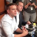 Theo Epstein and Tom Ricketts Speak About the Addison Russell Allegations