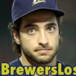For the First Time in Three Weeks: #BrewersLose