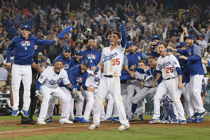 Late, late show: Dodgers beat Red Sox in longest Series game