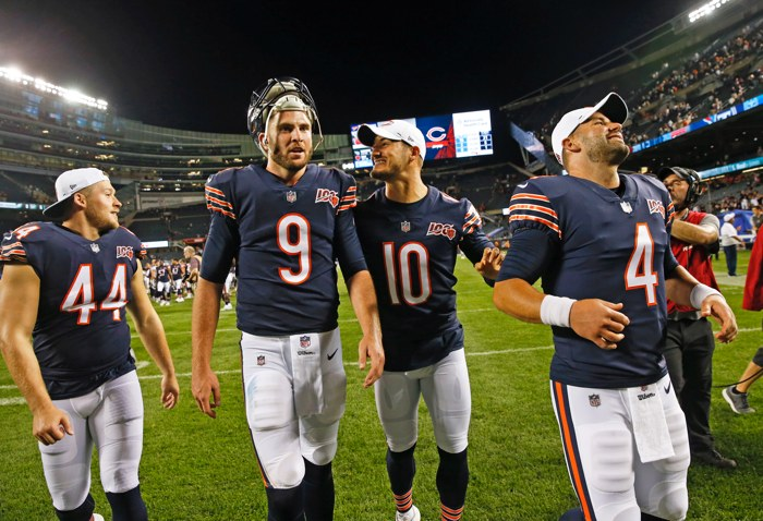 Bears Are Expected to Make Tyler Bray the Backup QB For Sunday's Game vs. Raiders