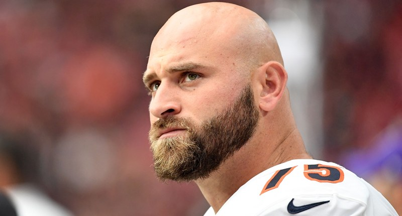 Kyle Long Knows There Is Only One Place to Visit in London This Weekend and Other Bears Bullets