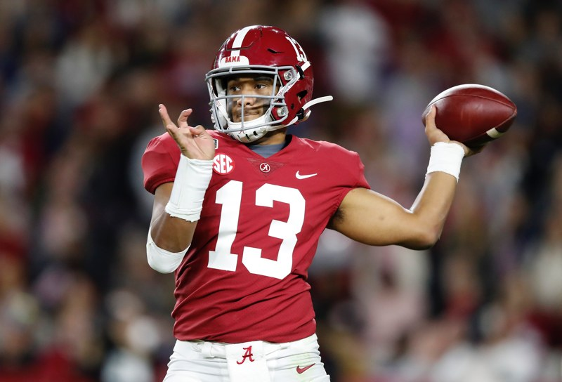 Tua Tagovailoa has successful hip surgery, prognosis 'excellent'
