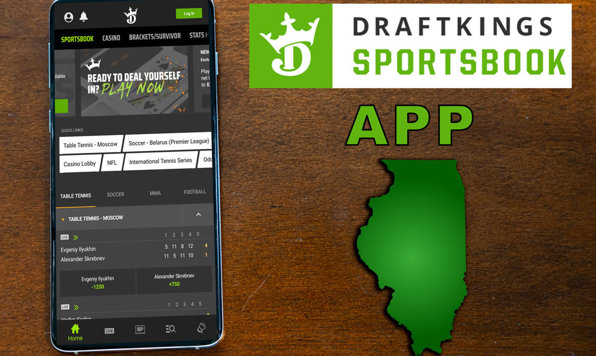 draftkings illinois risk-free
