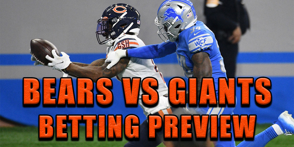 Betting line giants vs bears youtube on how to trade binary options profitably
