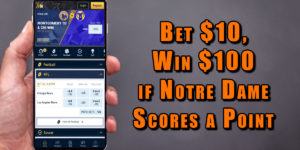 william hill notre dame