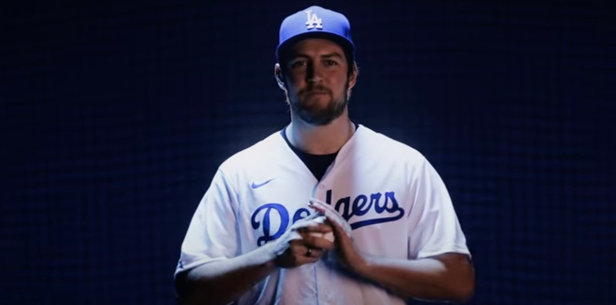Image result for Trevor Bauer Dodgers