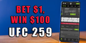 draftkings sportsbook ufc 259